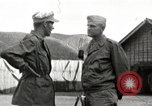 Image of American medical officer Honshu Japan, 1945, second 3 stock footage video 65675059130