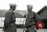 Image of American medical officer Honshu Japan, 1945, second 7 stock footage video 65675059130