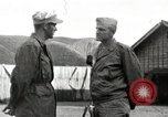 Image of American medical officer Honshu Japan, 1945, second 8 stock footage video 65675059130