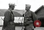 Image of American medical officer Honshu Japan, 1945, second 9 stock footage video 65675059130