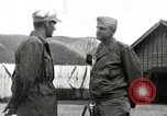Image of American medical officer Honshu Japan, 1945, second 11 stock footage video 65675059130