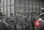 Image of American medical officer Honshu Japan, 1945, second 7 stock footage video 65675059133
