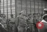 Image of American medical officer Honshu Japan, 1945, second 9 stock footage video 65675059133