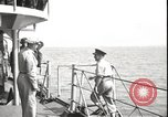 Image of Leslie Morehead Pacific Ocean, 1945, second 31 stock footage video 65675059137