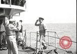 Image of Leslie Morehead Pacific Ocean, 1945, second 32 stock footage video 65675059137