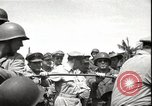 Image of General MacArthur Balikpapan Borneo Indonesia, 1945, second 2 stock footage video 65675059138