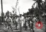 Image of General MacArthur Balikpapan Borneo Indonesia, 1945, second 8 stock footage video 65675059138