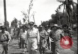 Image of General MacArthur Balikpapan Borneo Indonesia, 1945, second 9 stock footage video 65675059138