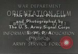 Image of American surrender Philippines, 1942, second 6 stock footage video 65675059144
