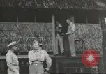 Image of General George C. Marshall, U.S. Army Chief of Staff Goodenough Island New Guinea, 1943, second 6 stock footage video 65675059158
