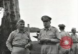 Image of General Douglas MacArthur Goodenough Island New Guinea, 1943, second 12 stock footage video 65675059159