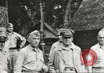 Image of General Douglas MacArthur Goodenough Island New Guinea, 1943, second 9 stock footage video 65675059160