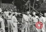 Image of General Douglas MacArthur Goodenough Island New Guinea, 1943, second 11 stock footage video 65675059160