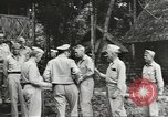 Image of General Douglas MacArthur Goodenough Island New Guinea, 1943, second 12 stock footage video 65675059160