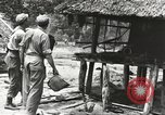 Image of United States soldiers New Guinea, 1944, second 12 stock footage video 65675059164