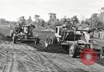 Image of airstrip New Guinea, 1944, second 9 stock footage video 65675059165