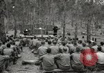 Image of Protestant church service Queensland Australia, 1944, second 2 stock footage video 65675059169