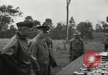 Image of Lieutenant General Walter Krueger Queensland Australia, 1943, second 2 stock footage video 65675059170
