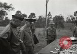 Image of Lieutenant General Walter Krueger Queensland Australia, 1943, second 3 stock footage video 65675059170