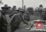 Image of Lieutenant General Walter Krueger Queensland Australia, 1943, second 4 stock footage video 65675059170