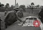 Image of Lieutenant General Walter Krueger Queensland Australia, 1943, second 5 stock footage video 65675059170