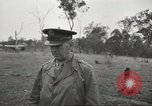 Image of Lieutenant General Walter Krueger Queensland Australia, 1943, second 9 stock footage video 65675059170