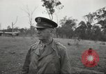 Image of Lieutenant General Walter Krueger Queensland Australia, 1943, second 11 stock footage video 65675059170