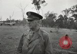 Image of Lieutenant General Walter Krueger Queensland Australia, 1943, second 12 stock footage video 65675059170