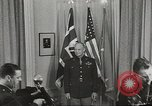 Image of General Dwight David Eisenhower London England United Kingdom, 1943, second 8 stock footage video 65675059172