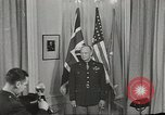 Image of General Dwight David Eisenhower London England United Kingdom, 1943, second 9 stock footage video 65675059172