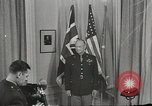 Image of General Dwight David Eisenhower London England United Kingdom, 1943, second 10 stock footage video 65675059172