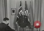 Image of General Dwight David Eisenhower London England United Kingdom, 1943, second 11 stock footage video 65675059172