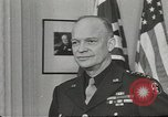 Image of General Dwight David Eisenhower London England United Kingdom, 1943, second 12 stock footage video 65675059172