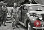 Image of General Walter Kruger Luzon Island Philippines, 1945, second 7 stock footage video 65675059179