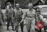 Image of General Walter Kruger Luzon Island Philippines, 1945, second 9 stock footage video 65675059179