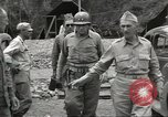 Image of General Walter Kruger Luzon Island Philippines, 1945, second 10 stock footage video 65675059179