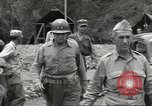 Image of General Walter Kruger Luzon Island Philippines, 1945, second 11 stock footage video 65675059179