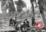 Image of Australian soldiers Tarakan Borneo Indonesia, 1945, second 6 stock footage video 65675059180