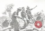 Image of Australian soldiers Tarakan Borneo Indonesia, 1945, second 10 stock footage video 65675059180