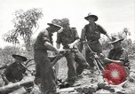 Image of Australian soldiers Tarakan Borneo Indonesia, 1945, second 11 stock footage video 65675059180