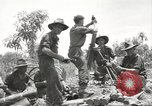Image of Australian soldiers Tarakan Borneo Indonesia, 1945, second 12 stock footage video 65675059180