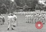 Image of General Walter Kruger Luzon Island Philippines, 1945, second 11 stock footage video 65675059184