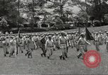 Image of General Walter Kruger Luzon Island Philippines, 1945, second 4 stock footage video 65675059185