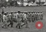 Image of General Walter Kruger Luzon Island Philippines, 1945, second 9 stock footage video 65675059185