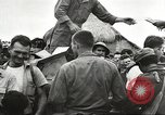 Image of Allied prisoners Cabanatuan Philippines, 1945, second 6 stock footage video 65675059190