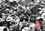Image of Allied prisoners Cabanatuan Philippines, 1945, second 7 stock footage video 65675059190