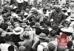 Image of Allied prisoners Cabanatuan Philippines, 1945, second 8 stock footage video 65675059190