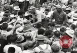 Image of Allied prisoners Cabanatuan Philippines, 1945, second 10 stock footage video 65675059190