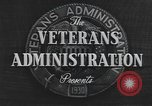 Image of World War II veterans Washington DC USA, 1947, second 2 stock footage video 65675059199