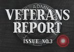 Image of World War II veterans Washington DC USA, 1947, second 10 stock footage video 65675059199